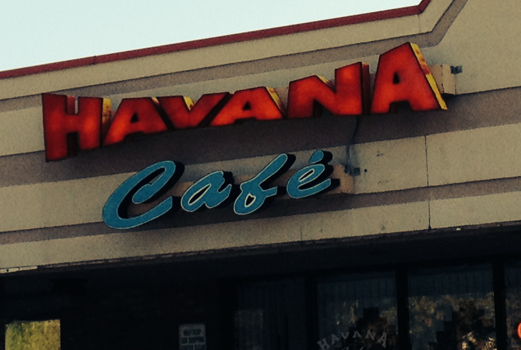 Havana Cafe Restaurant Review