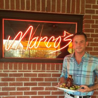 Bradley, Owner of Marco's