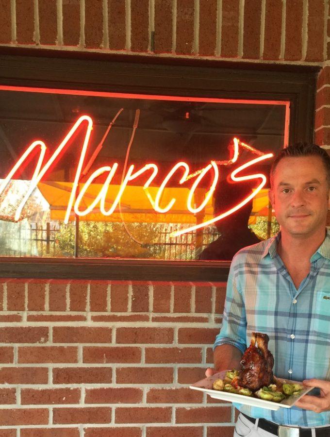 Bradley, Owner of Marco's