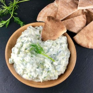 Greek Tzatziki Sauce