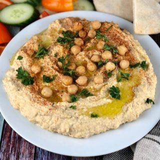 Easy Classic Hummus